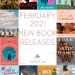 February 2021 New Book Releases