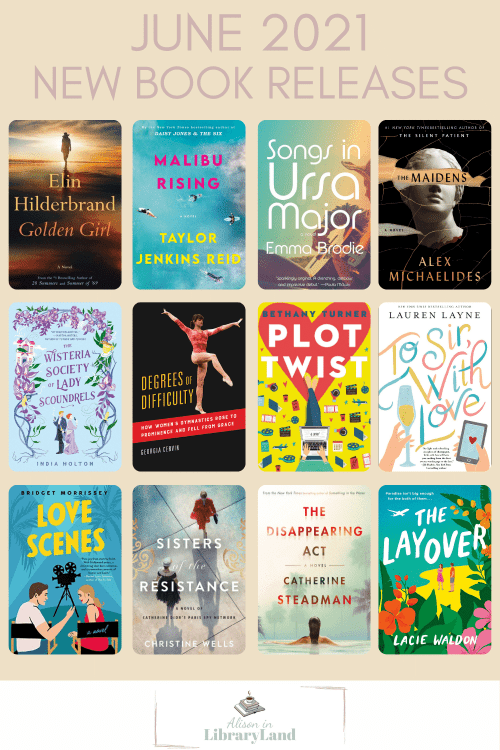 June 2021 New Book Releases