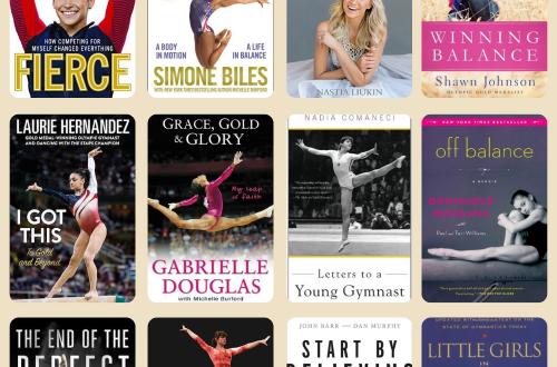 Non-Fiction Books About Gymnastics