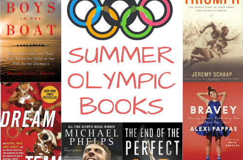 Books About Every Summer Olympic Sport